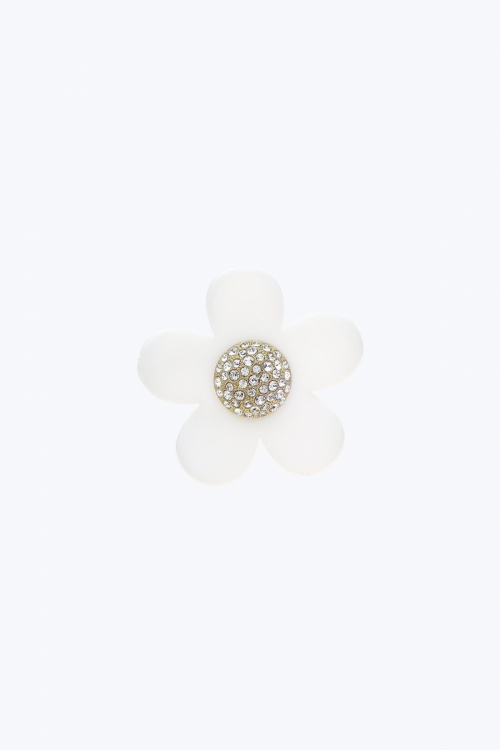Large Daisy Pin