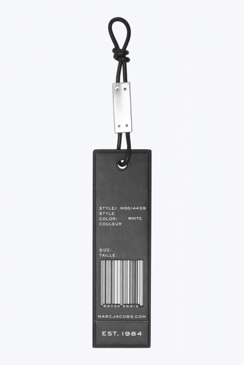 The Oversized Tag Tote