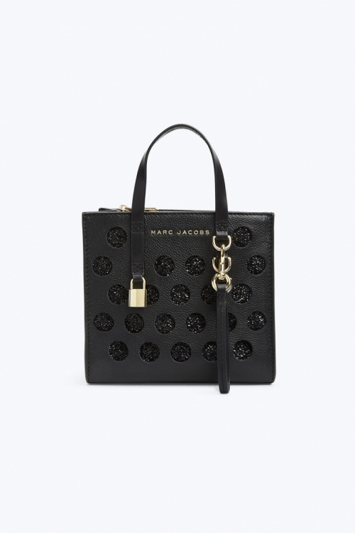 The Perforated Grind Mini Tote