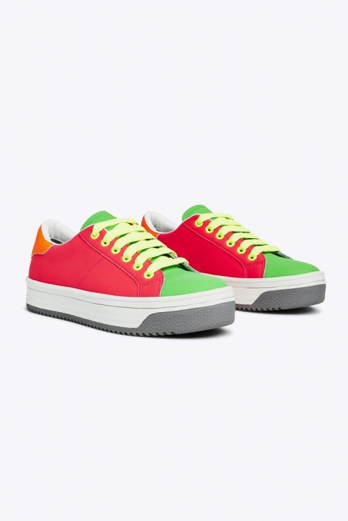 Multicolor Sole Empire Sneaker