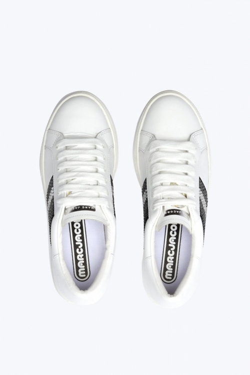 Bedazzled Stripe Empire Sneaker