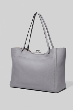 THE KISS LOCK TOTE